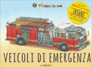 Libro veicoli di emergenza Touring club
