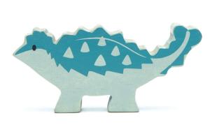 Dinosauro di legno