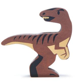 dinosauro in legno