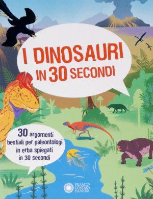 libro ragazzi sui dinosauri
