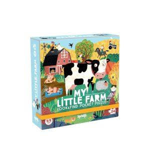 puzzle fattoria